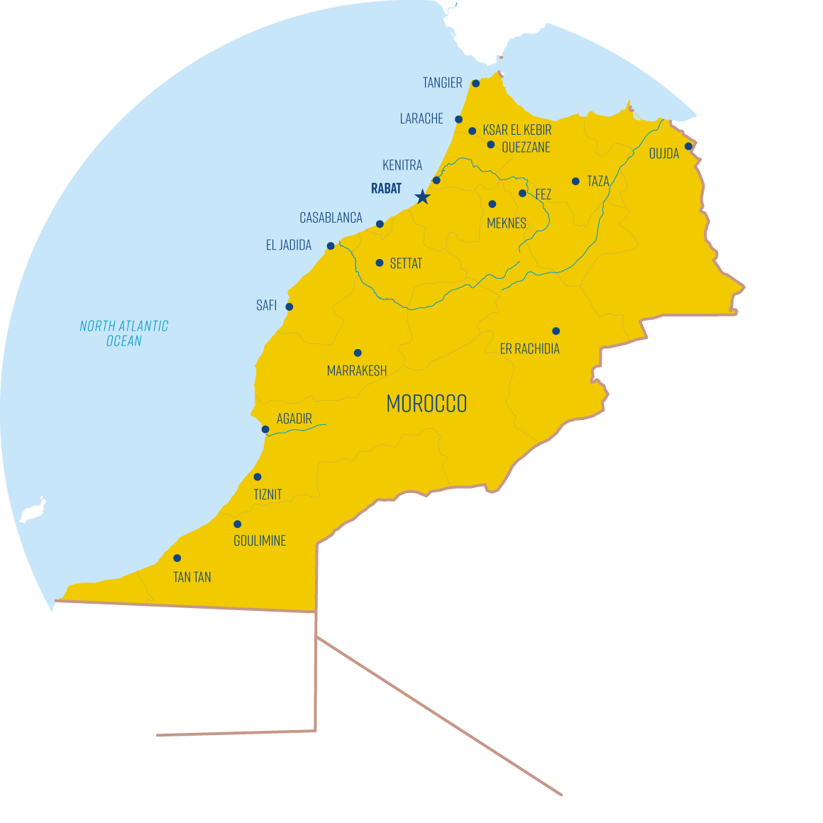 marokko einreise corona