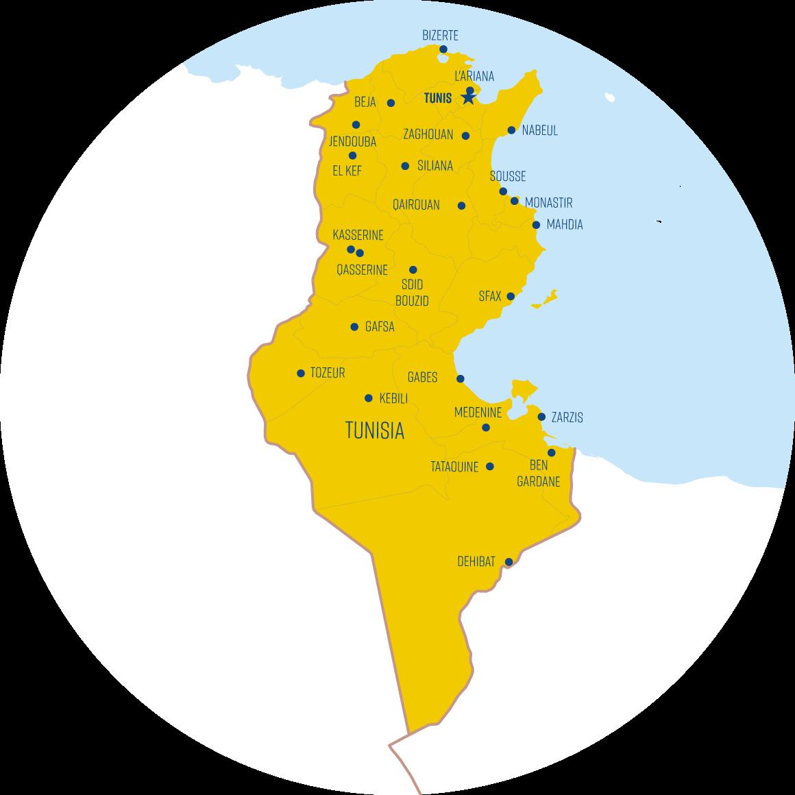 Tunesien Alsharq